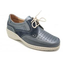 Zapato para plantillas con cordones