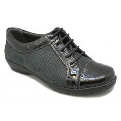 Zapato deportivo cómodo para plantillas