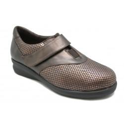 Zapato para plantillas tipo mercedes