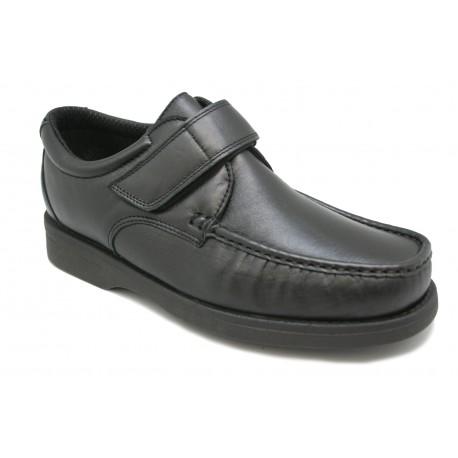Zapato Kiowa velcro para caballero