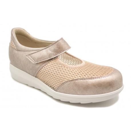 Zapato mercedes de mujer. Para plantillas