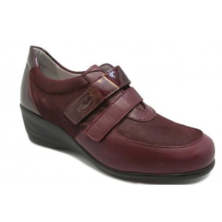 Zapato deportivo cómodo. Para plantillas