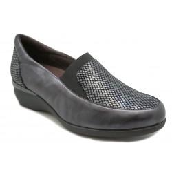 Zapato mocasín joven y cómodo para plantillas