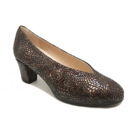 Zapato cómodo de vestir para plantillas