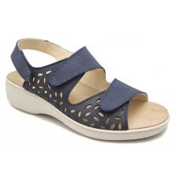 Sandalia cómoda para plantillas